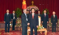 PM receives international delegations