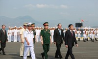 The Vietnam People's Navy celebrates its 60th anniversary and People's Armed Hero title