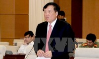 NA Standing Committee debates Supreme People's Procuracy's organization