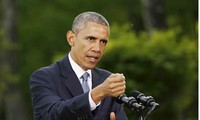 Obama: two-state solution vital for Israel