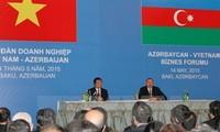 President wraps up visit to Azerbaijan