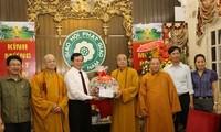 VFF congratulates Buddhist Sangha on Buddha's birthday
