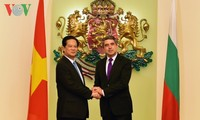 Prime Minister Nguyen Tan Dung wraps up his official visit to Bulgaria