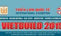 Vietbuild International Exhibition 2015 opens