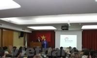 Workshop on Vietnamese culture opens in Argentina