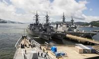 India, Japan, US prepare for naval drills in Indian Ocean