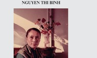 Madame Nguyen Thi Binh's memoir translated into English