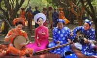 Ho Chi Minh City preserves southern folk singing