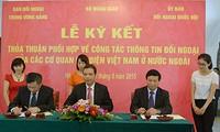 Vietnam's overseas representative agencies urged to boost cooperation in external information activi