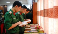 Books, newspapers on display to mark 70th anniversary of National Day