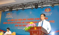 Seminar on measures to improve PCI