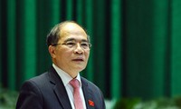NA Chairman Nguyen Sinh Hung to attend the 4th World Conference of Speakers of Parliament