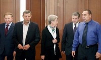 Ukrainian tripartite contact group agrees on new truce before Sep 1