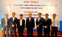 Vietnam wants to learn experiences in smart city development