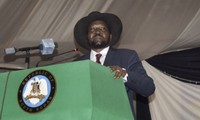 South Sudan's President orders to end fighting