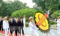 President Ho Chi Minh, fallen soldiers remembered on National Day