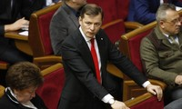 Ukraine's Radical Party leaves ruling coalition