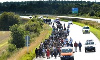 Migration wave poses serious challenges to Europe