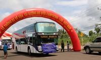 Vietnam, Cambodia, Lao cross-border road opens