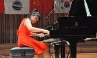 Vietnam wins big prizes at Hanoi International Piano competition