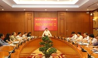 President chaired the 22nd session of the Central Steering Committee on Judicial Reform
