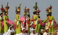 Ninh Thuan's Cham people celebrate Kate festival