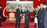 Vietnam, Laos, Cambodia enhance security cooperation
