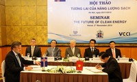 Vietnam, Iceland cooperate in clean energy