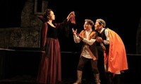 Shakespeare's Hamlet on Vietnamese stage