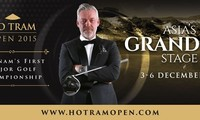 Ho Tram Open Golf event to offer 1.5 million USD worth of prizes