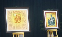 Stamp collection marking Nguyen Du's 250th birth anniversary released