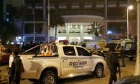 Egypt hotel attacked, 3 tourists injured