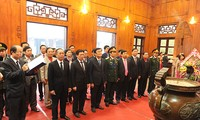 State President pays Tet visit to Nghệ An