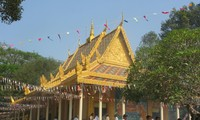 Doi pagoda of the Khmer