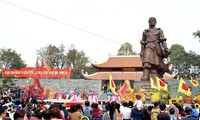 Spring festivals in northern Vietnam