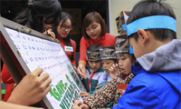 Vietnam's first Carnivore and Pangolin Education and Conservation Center debuted