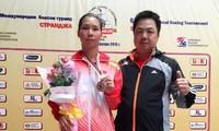 Vietnam wins silver medal at Strandja boxing tournament