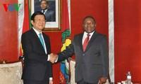 Outcomes of President Truong Tan Sang's overseas tour