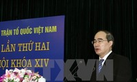 Vietnam Fatherland Front closely monitors election preparations