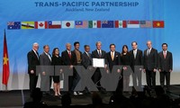 TPP agreement is to be submitted to the NA for approval