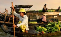 Cai Rang floating market recognized national intangible cultural heritage