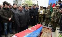 Azerbaijan accuses Armenia of violating ceasefire