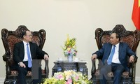 Prime Minister receives Sunwah Group Chairman