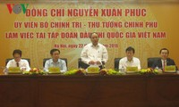 Prime Minister works with Vietnam National Oil and Gas Group