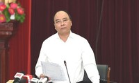 Prime Minister Nguyen Xuan Phuc works with Lai Chau province