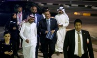 Yemen's opposition factions agree on a peace talks roadmap
