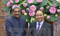 Vietnam supports India's Look East policy