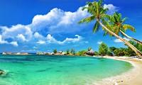 Phu Quoc island- a popular destination in summer
