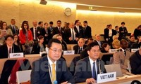 Vietnam raises initiatives to UNHRC's discussions