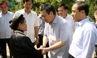 Deputy Prime Minister Vuong Dinh Hue visits Tuyen Quang province